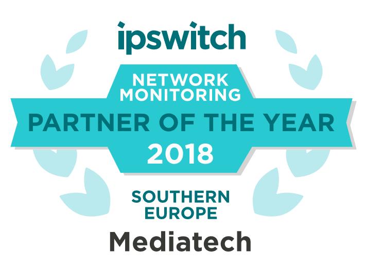 Ipswitch: Mediatech è partner dell'anno 2018